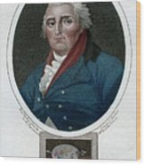 Philip James De Loutherbourg, French Wood Print