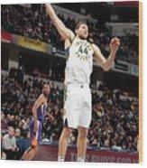 Phoenix Suns V Indiana Pacers Wood Print