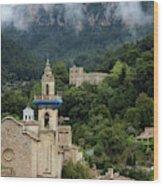 Photo Valldemossa, Mallorca Wood Print