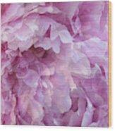 Pinkity Wood Print