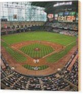 Pittsburgh Pirates V Houston Astros Wood Print