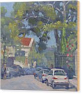 Plateia Kefalari Kifissia Athens Wood Print