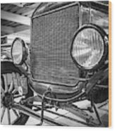 Puebla Model T Wood Print