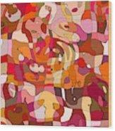 Puzzle Wood Print