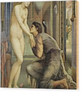 Pygmalion And The Image, The Soul Attains - Digital Remastered Edition Wood Print