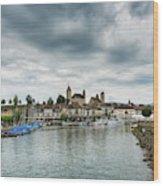 Rapperswil Castle Wood Print