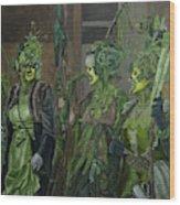 Rattlebag Hastings Wood Print