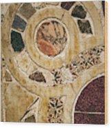 Relics Wood Print