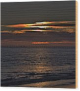 Rincon Island Wood Print
