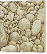 River Carpet Wood Print