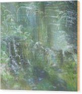River Spirits Wood Print