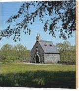 Rochefort En Terre 5 Wood Print