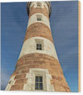 Roker Lighthouse 1 Wood Print