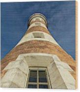 Roker Lighthouse 2 Wood Print