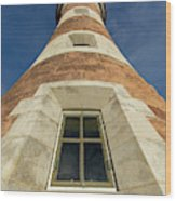 Roker Lighthouse 3 Wood Print