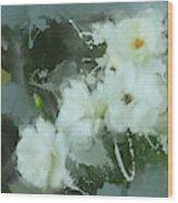 Rose Harmony Wood Print