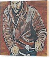 Roy Ayers Wood Print