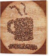 Rustic Roast Wood Print