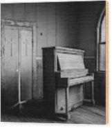 Sacred Memories - #5 Wood Print