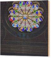 Saints Wood Print
