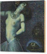 Salome, 1906 Wood Print