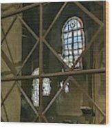 San Lorenzo In Damaso Wood Print