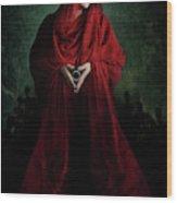 Scarlet Wood Print