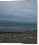 Seascape #1 Wood Print
