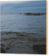 Seascape #2 Wood Print