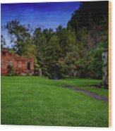 Seneca Mills  Wood Print