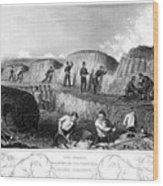 Siege Of Sebastopol, Crimean War Wood Print
