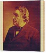 Sir Charles Tupper Wood Print
