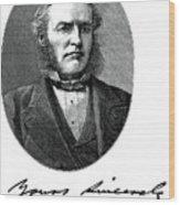 Sir Edward James Harland, British Wood Print