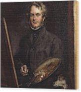 Sir Edwin Henry Landseer  Wood Print