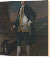 Sir James Dashwood        Wood Print