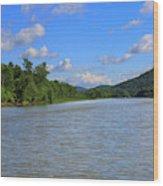 Southern Lake Champlain Wood Print