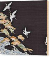 Spirit of Japan T49 Wood Print