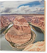 Splendid Arizona Wood Print