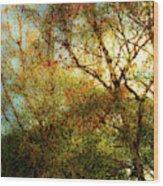 Spring Dream Wood Print