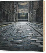 St James Gate Wood Print