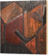 Stellascape Wood Print