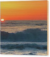 Sunrise First Day Wood Print