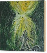 Suruhana Chamorro Medicine Wood Print