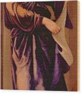 Sybil Wood Print