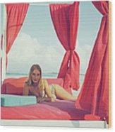 Tania Mallet Wood Print