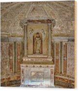 Tempietto Di Bramante Wood Print