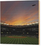 Texas Rangers V New York Yankees, Game 5 Wood Print