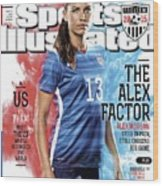 The Alex Factor Us Vs. Them, Meet The 23 Wholl Reconquer Sports Illustrated Cover Wood Print