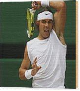 The Championships - Wimbledon 2008 Day Wood Print