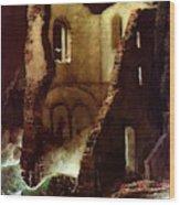 The Chapel 1898 Wood Print